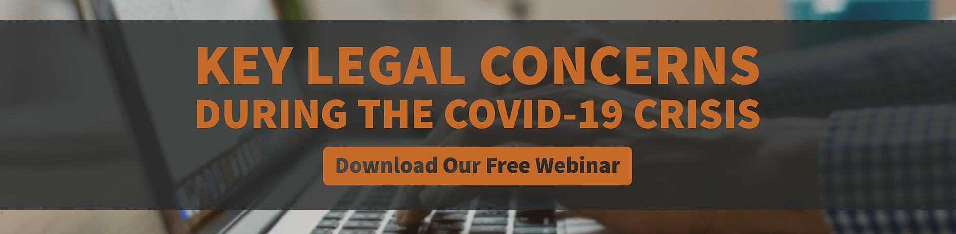 Key Legal Concerns